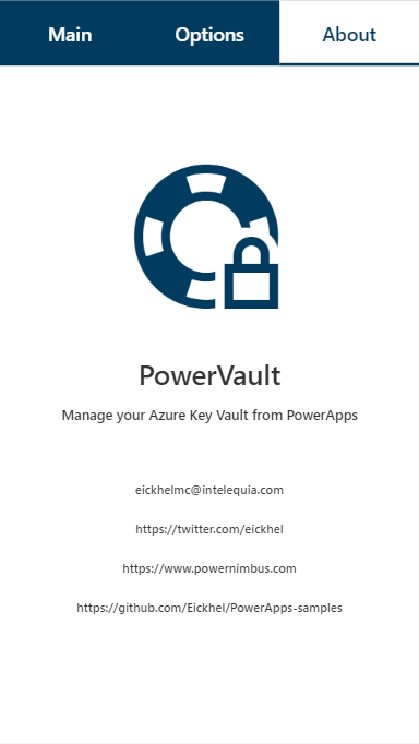 PowerVault: Manage your Azure Key Vaults from PowerApps - PowerNimbus